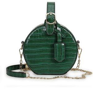Canteen Crossbody Bag / purse Leather
